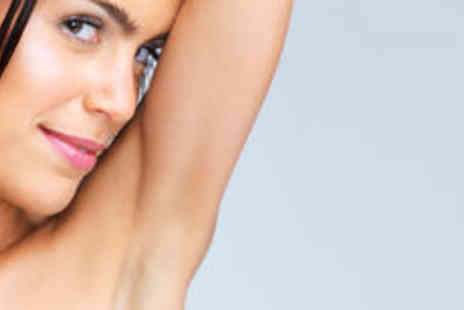Pure Hair and Beauty - Underarm wax with choice of Brazilian or Hollywood wax - Save 0%