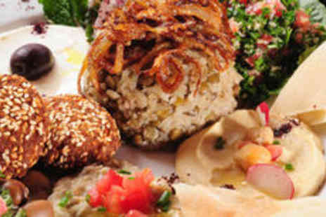 Bouzouki By Night - 15 dish Greek mezze meal with live music and dancing - Save 0%