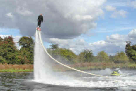 Flyboard Fun - Adrenaline Soaked Flyboarding Watersports Experience - Save 27%