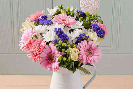 Blossoming Gifts - Mothers Day Bouquet - Save 52%