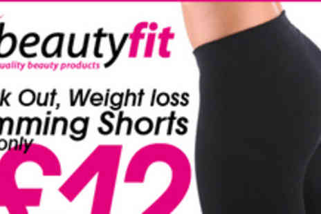 Beauty Fit - Get slimmer pins with minimal effort with a pair of Beauty Fit shorts - Save 73%