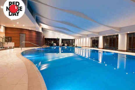 The Mere Golf Resort & Spa - Overnight Cheshire Stay for Two with Breakfast, Chocolates  - Save 39%
