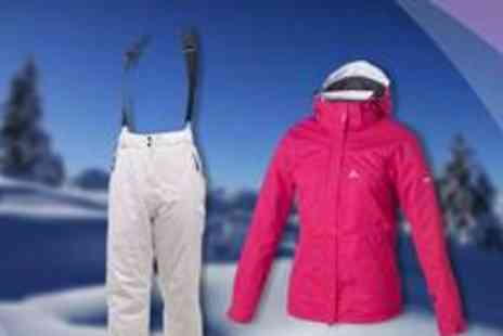 bvytal - Dare2b Altair womens ski jacket and Headturn ski trousers - Save 51%