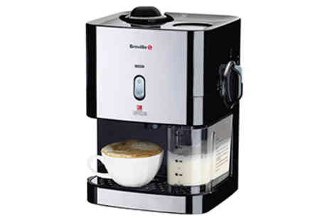 EIC Direct - Breville Instant Cappuccino Maker - Save 38%