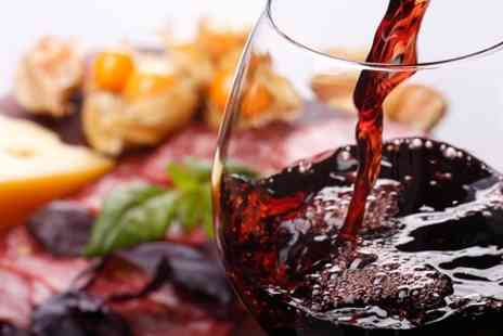 M & M Personal Vintners Ltd - Home Wine Tasting Session With Meat Platter For Four - Save 83%