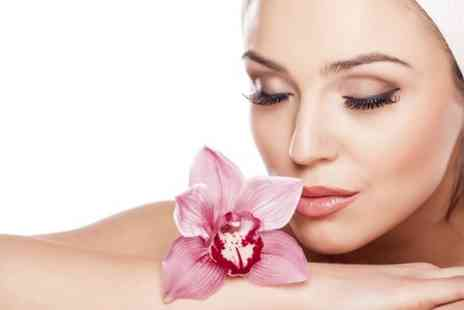 Beauty Lounge - Facial and Massage Plus Paraffin Manicure or Pedicure  - Save 52%