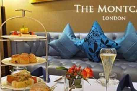 The Montcalm - Afternoon Tea With Prosecco For Two - Save 53%