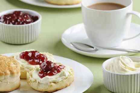 Trebaron Garden Centre - Afternoon Tea For Two With Sparkling Wine  - Save 50%