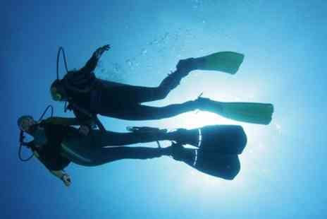 Clubsub -  90 minute discovery scuba diving experience for 2  - Save 82%