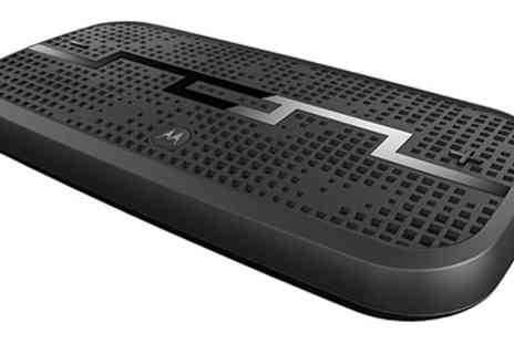 EIC Direct - SOL Republic Deck Portable Bluetooth Speaker - Save 32%