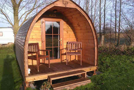 Yapham Holds Farmhouse - One night glamping experience for Two  - Save 40%