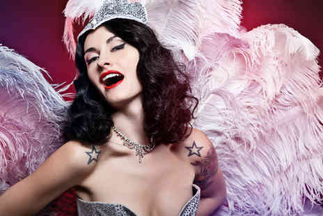 Burlesque Baby - Night of burlesque entertainment including  a Neo Burlesque Awards heat and a Cabarama show  - Save 46%
