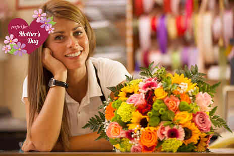 Alexanda Hamilton Group - Three hour flower arranging course for one   - Save 90%