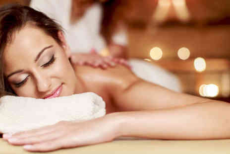 Healing Touch Academy - 60 minute full body exfoliation and aromatherapy massage  - Save 66%