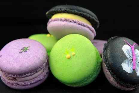 On Cookery Club - Macaron Making Class  - Save 52%
