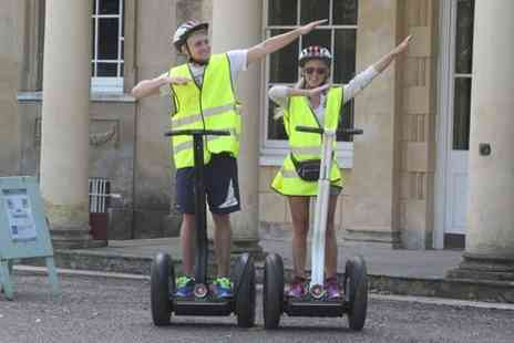 Dorset Segways   - Segway Experience For Two   - Save 58%