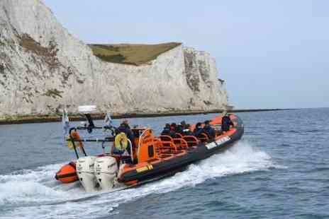 Dover Sea Safari - Dover Sea Safari White Cliffs & Beyond Coastal RIB Tour - Save 50%