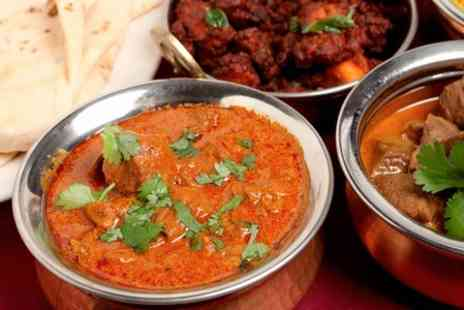 Nooris - £16 for £32 towards Indian food and drink for two - Save 50%