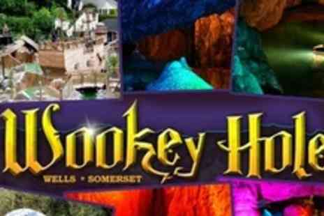 Wookey Hole Caves - Family Pass To Wookey Hole Caves and Attractions - Save 51%
