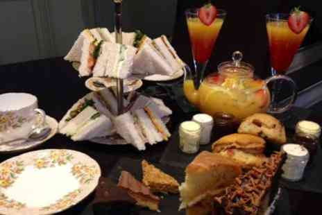 The Wrens Hotel - Teapot Cocktail Afternoon Tea For Two  - Save 50%