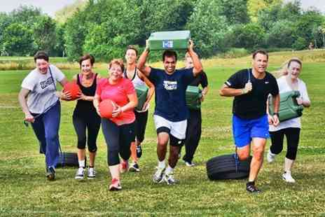 Regiment Fitness - Oxford - Five Bootcamp Sessions For One  - Save 85%