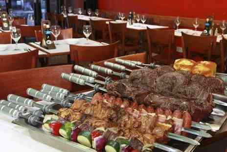 Rodizio Brazil Clapham - All You Can Eat Brazilian Barbecue With Wine - Save 58%