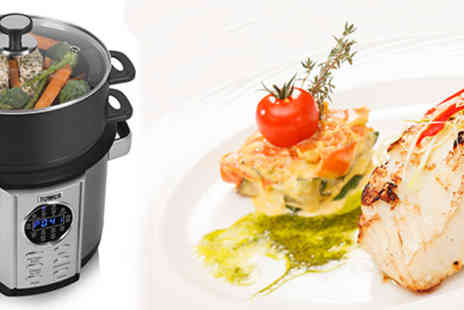 EIC Direct - Tower 5L Digital Multi Cooker with Pasta Pot - Save 63%