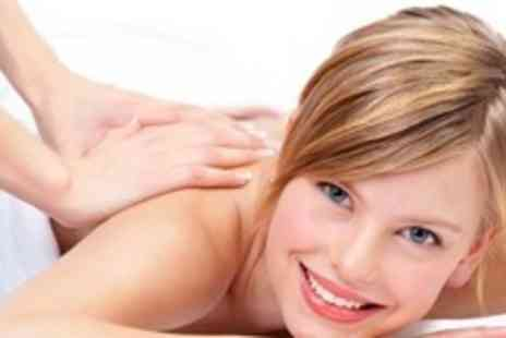 Healing Touch Academy - Three Hour Introductory Massage Workshop For Two - Save 60%