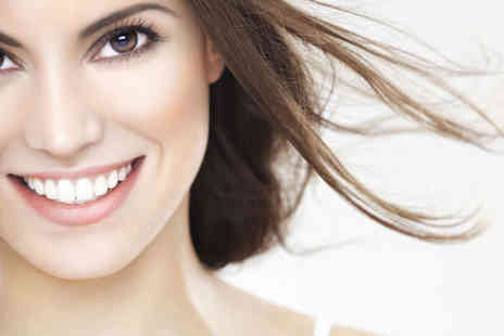 Glamour Smile Clinic - Laser Teeth Whitening Treatment - Save 83%