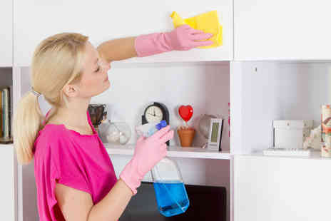 Dust and Sparkle Cleaners - Four hours of house cleaning on a domestic or business property - Save 57%