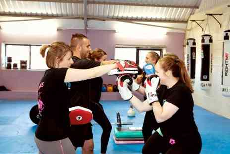 JasonOrchardFitness - Ten Sessions of Kickboxing or Box4Fitness For One  - Save 78%