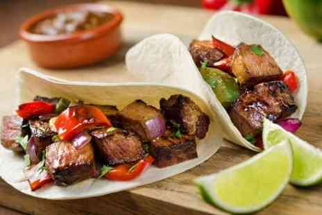 The Yard Ilkley - Fajita and Nachos For Two  - Save 41%