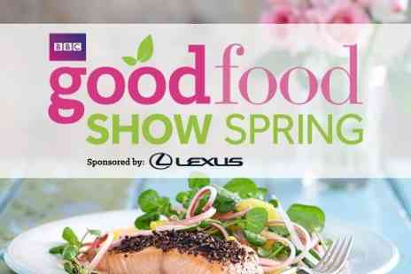 BBC Good Food Show Spring - Ticket to BBC Good Food Show Spring  - Save 0%