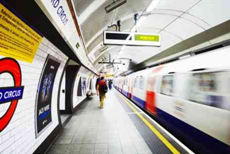 London Premier Walking Tours -  London Underground Treasure Hunt for 2 - Save 40%