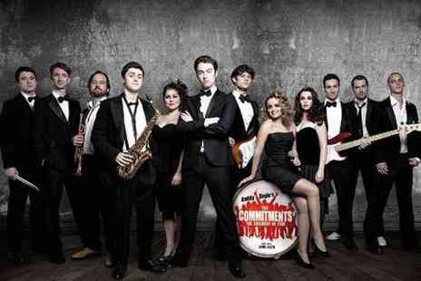 London Theatre Direct - Sunday Thursday ticket to see The Commitments musical  - Save 0%