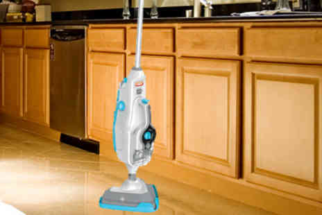 EIC Direct - Vax Multifunction Steam Cleaner - Save 52%