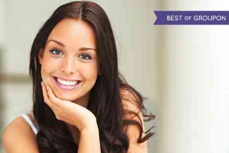 Smileright Dental Clinics - Laser Teeth Whitening Plus Dental Check Up for  - Save 79%