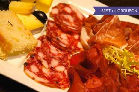Eight Club Moorgate - Charcuterie and Cheese Platter  - Save 0%