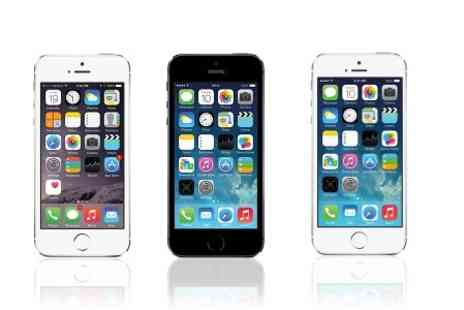 Yellowstone Partners - Refurbished Unlocked iPhone 5S in 16GB With Free Delivery - Save 0%