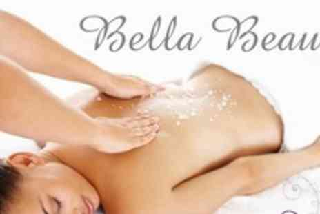 Bella Beau's Beauty Salon - Choice of Three Treatments Including Facial, Massage, and Manicure - Save 60%