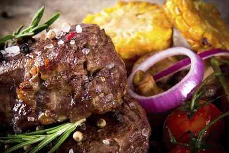 Mar Azul - Portuguese Steak Espetada Meal For Two  - Save 50%