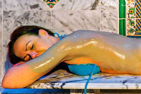 Casa Spa - Hammam Steam Treatment with Full Body Mud Mask for One  - Save 54%