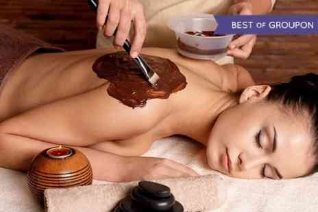 Navana - Chocolate Massage and Scrub With Coconut Facial  - Save 0%