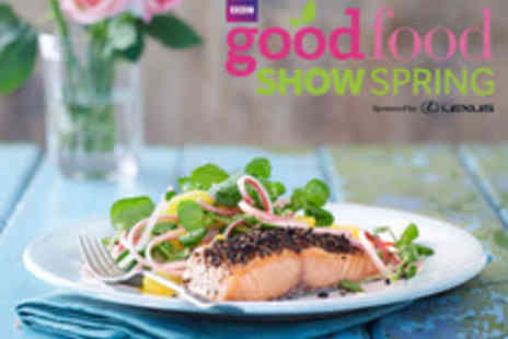 BBC Good Food Show Spring - Tickets to the BBC Good Food Show Spring - Save 44%