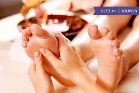 The Drury Lane Clinic - Foot Reflexology - Save 52%
