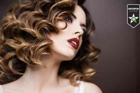 Mark Robert Hair - Cut and Blow Dry Plus Highlights - Save 69%