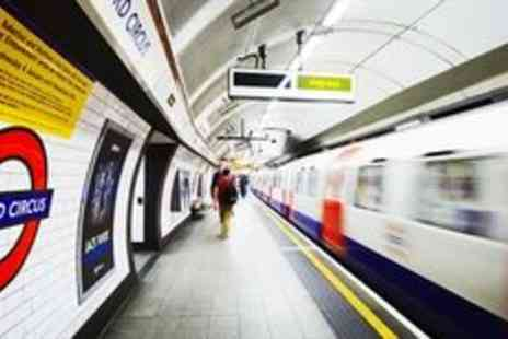 London Premier Walking Tours - Underground treasure hunt for two - Save 40%