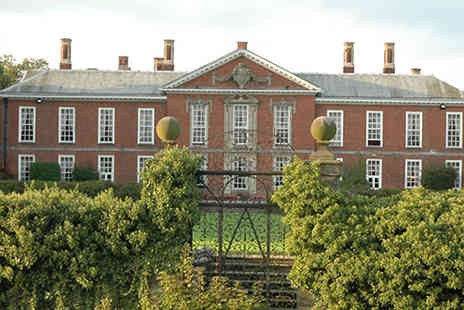 Britannia Bosworth Hall Hotel - One Night Warwickshire stay at Bosworth Hall  - Save 64%