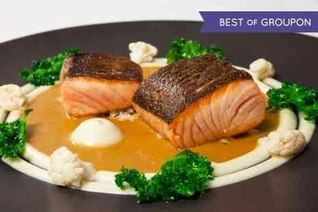 Roux at Parliament Square - Six Course Tasting Menu With Seasonal Cocktails for Two - Save 21%