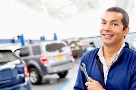 Aintree Garages - 50 Point Service With Oil Change and Mini Valet - Save 0%